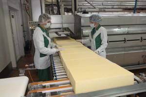 Верхнедвинский сыр раскупали в Сочи