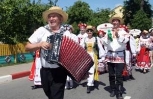 В Новом Дворе жители собрались на День деревни