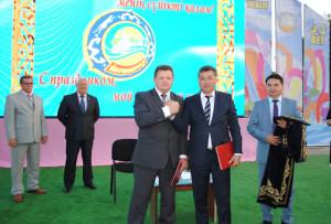 И. И. Маркович и С. М. Кикимов подписали Соглашение о сотрудничестве.