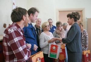 В Верхнедвинске побывали гости из голландской организации «Помоги детям»