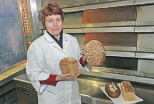 Верхнедвинский хлебозавод предлагает новую продукцию