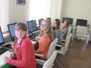 Верхнедвинские гимназисты побывали на «Планете Креатив»