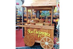 Верхнедвинские сыроделы завоевали награды выставки «Продэкспо-2015»