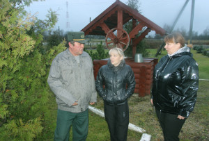 В Стрелковском лесничестве показывают пример заботливого отношения к природе