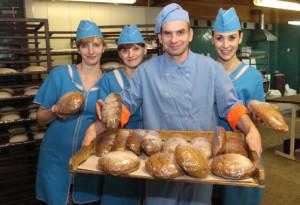 Верхнедвинские кондитеры умеют печь вкусный и полезный хлеб