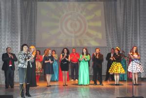 Верхнедвинские и миорские артисты обменялись концертами