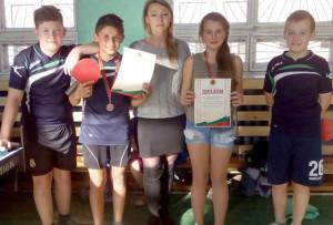Воспитанники ДЮСШ занимают призовые места в области