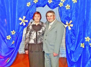 В Бигосово поздравили «золотых юбиляров»