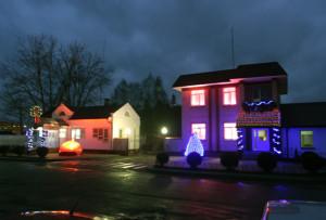 Верхнедвинск встречает праздники в сияющем наряде