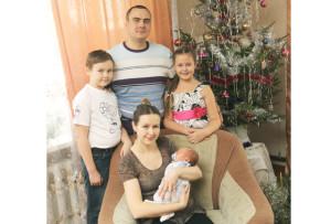 Год принёс прибавление в семье