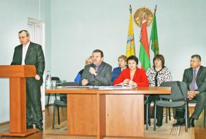 Депутаты обсудили вопрос по благоустройству