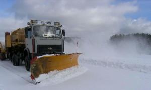 Дорожная и коммунальная службы преодолевают последствие стихии