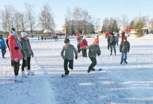 В Верхнедвинске пройдёт зимний спортивный праздник
