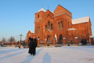 У Росіцы адбылося духоўнае свята