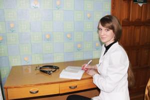 Молодые врачи выбирают рабочим местом Верхнедвинск