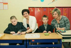 В Верхнедвинске прошла педагогическая конференция, на которой побывали гости из Латвии