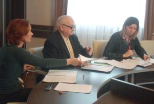 В Верхнедвинске подписано соглашение между общественными организациями о сотрудничестве