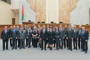 Верхнедвинские депутаты побывали в Палате представителей Национального собрания Республики Беларусь