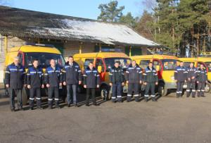 В Верхнедвинске состоялся конкурс профессионального мастерства газовиков
