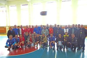 В Верхнедвинской ДЮСШ состоялся международный турнир по мини-футболу