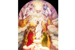 Со светлым праздником Воскресения Христова поздравляем православных верующих