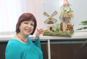 В Верхнедвинске проходят выставки мастеров народного творчества