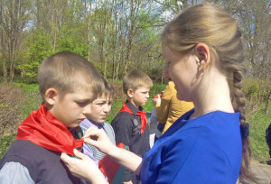 Освейские школьники провели мероприятия памяти