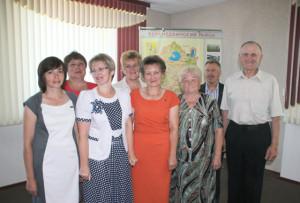 В работе сессии приняли участие представители сельского актива