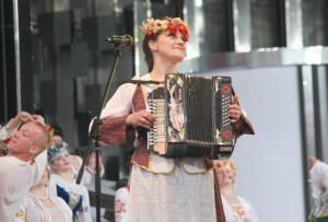 Верхнедвинская «Ярыца» представляла район на областном гала-концерте