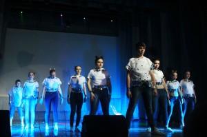 Иван и его танцевальная группа