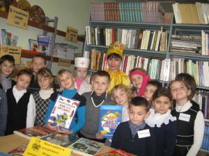 В Верхнедвинской СШ № 2 провели неделю школьной библиотеки