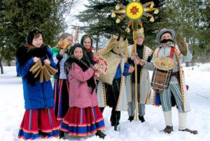 Традыцыі сустрэчы каталіцкіх Калядаў