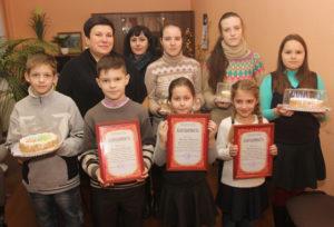 Верхнедвинские школьники заработали премии за сбор макулатуры