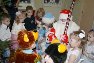 Самый яркий праздник — в детском саду