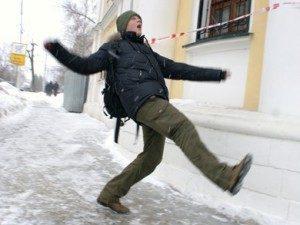 Зима диктует свои правила