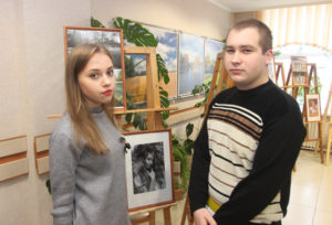 В Сарье прошёл «Бал у Лопатинских», в котором участвовали молодые специалисты Верхнедвинского района