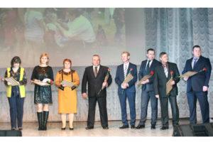 В Верхнедвинске прошёл праздник, на котором чествовали лучших тружеников