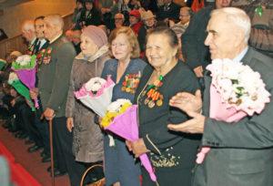 Ветеранская организация отметила 30-летний юбилей