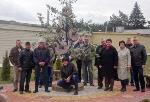 В Верхнедвинске побывали сельхозработники из Латвии