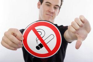 31 мая проводится Всемирный день без табака