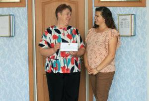 Верхнедвинская молодёжная организация благодарит родителей участников жатвы