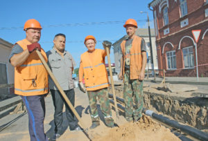 13 августа — День строителя