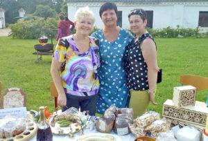 Верхнедвинцы представили в Латвии блюда национальной кухни