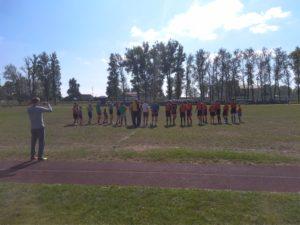 Верхнедвинские спортсмены стали призёрами областной спартакиады