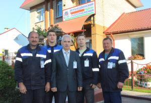 Профессиональный праздник отмечают работники газового хозяйства