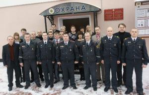 Департаменту охраны исполняется 65 лет