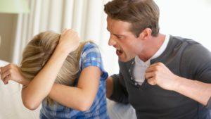 Проводится акция против насилия в семье