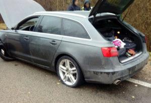 Житель Латвии пытался прорваться через границу в Григоровщине