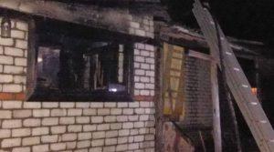 В Верхнедвинском районе мужчина спас на пожаре трех односельчанок