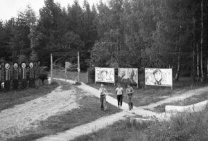 Каким был Кохановичский парк, где 7 ноября вскроют капсулу с завещанием потомкам